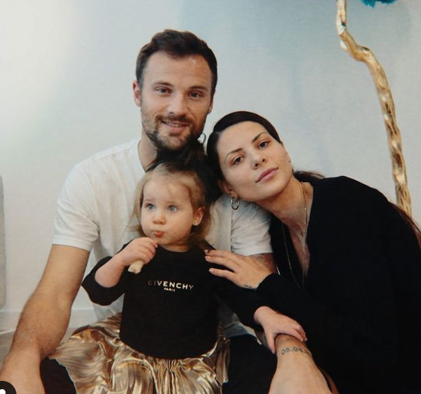 Haris Seferovic Family