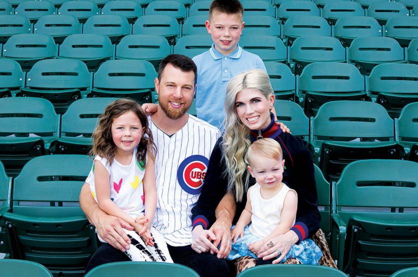 Julianna Zobrist Family