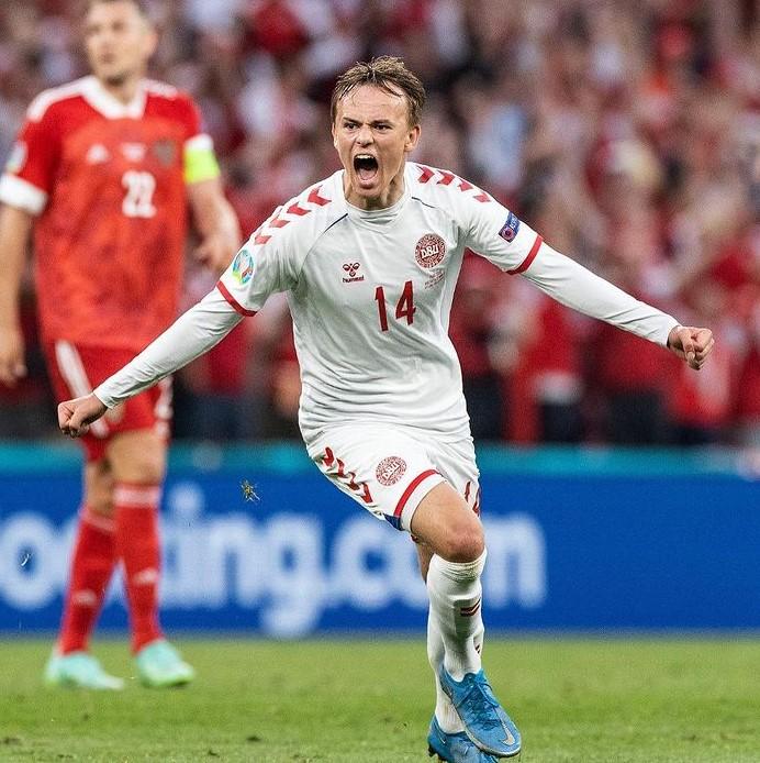 Mikkel Damsgaard Denmark