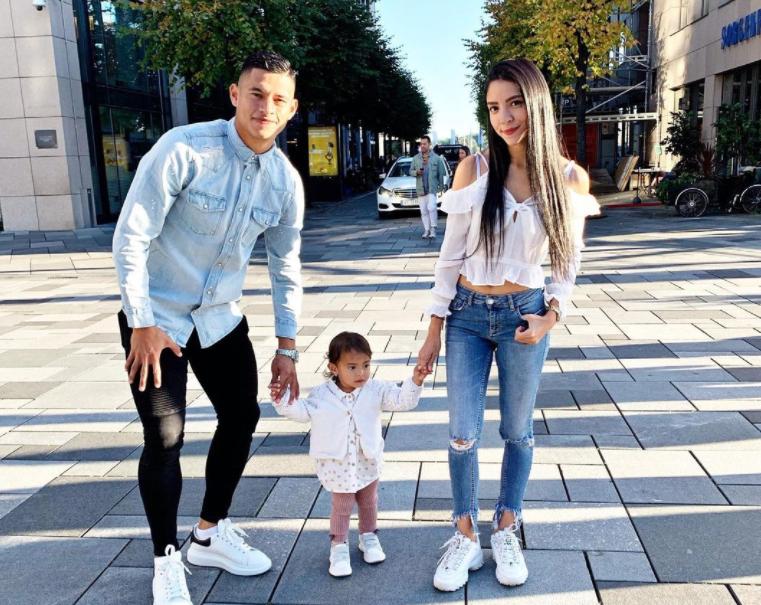 Ronald Hernandez Family