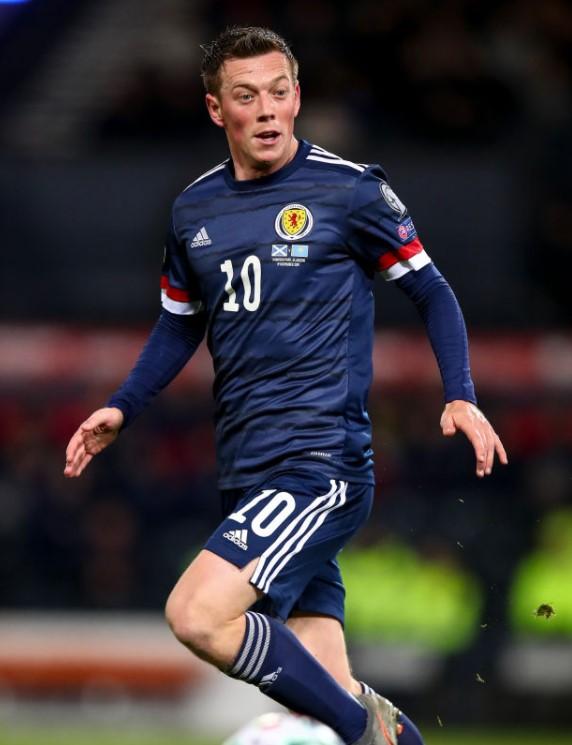 Callum McGregor Scotland