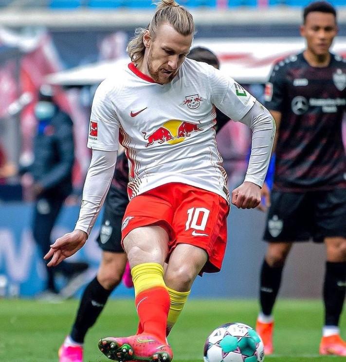 Emil Forsberg RB Leipzig.
