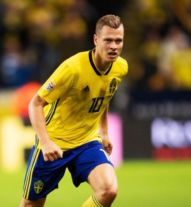Viktor Claesson Sweden