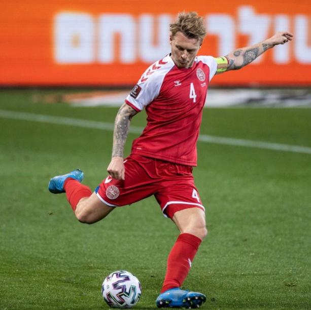 Simon Kjær, Professional Danish Footballer