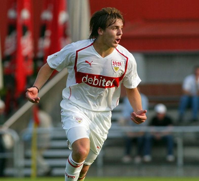 Adam Szalai VfB Stuttgart