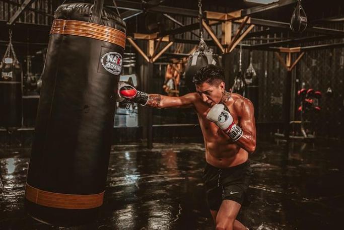 Professional Boxer, Mario Barrios