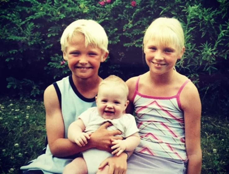 Kasper Dolberg siblings