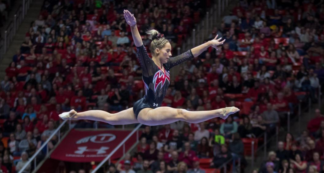MyKayla Skinner, an American artistic gymnast
