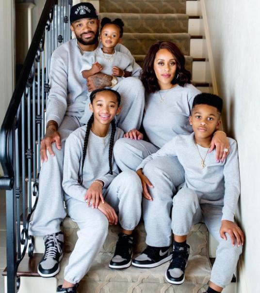 P. J. Tucker Family