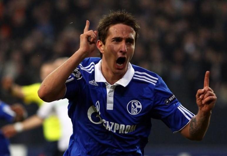 Mario Gavranovic Schalke 04