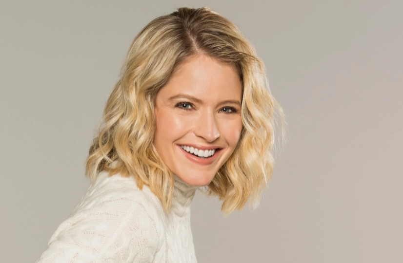 Sara Haines, American TV host