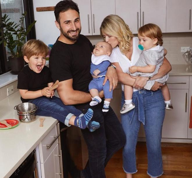 Sara Haines Family