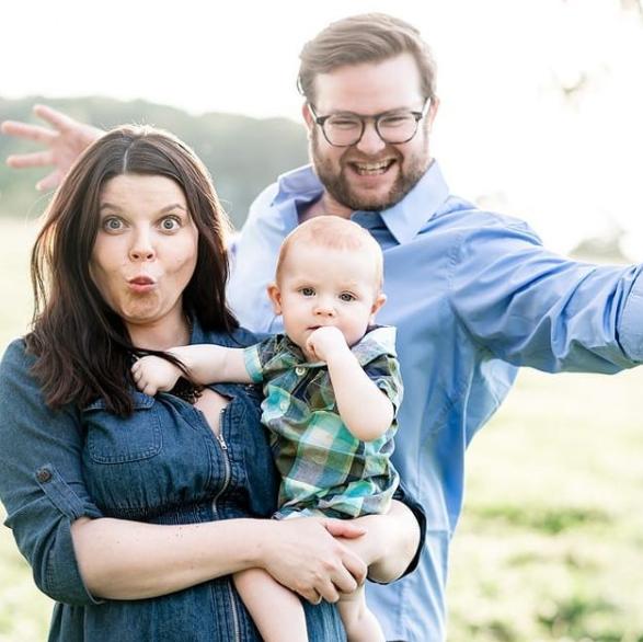 Amy Duggar Family