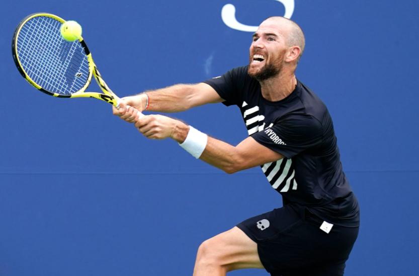 French Professional Tennis Player, Adrian Mannarino