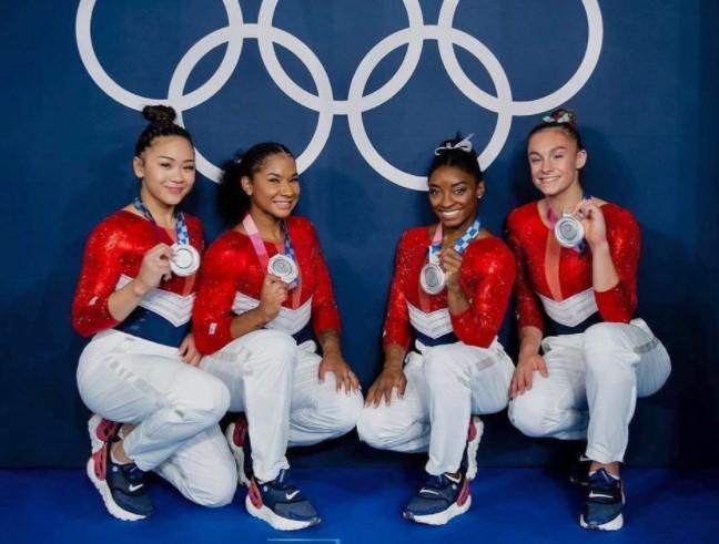 Sunisa Lee Olympics