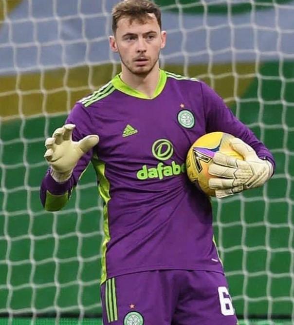 Conor Hazard Celtic