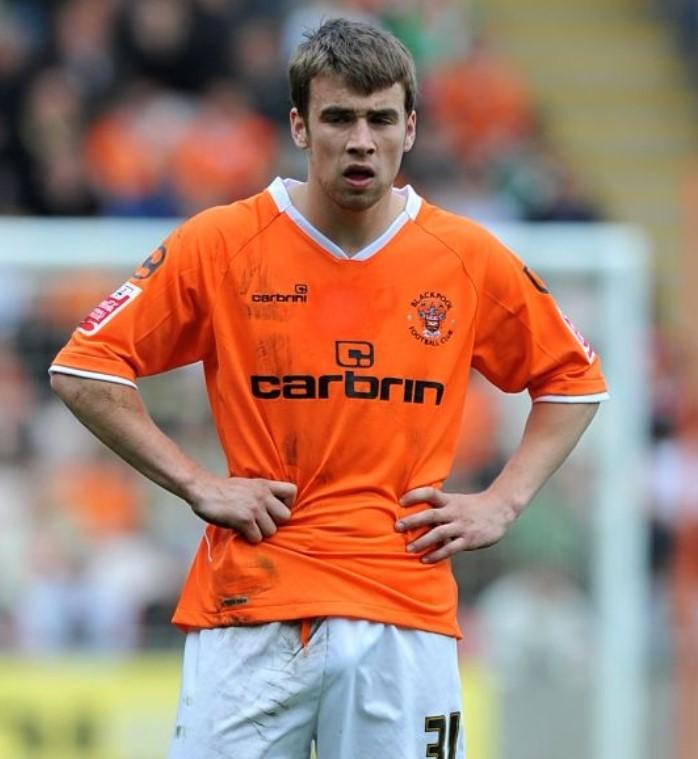 Seamus Coleman Blackpool