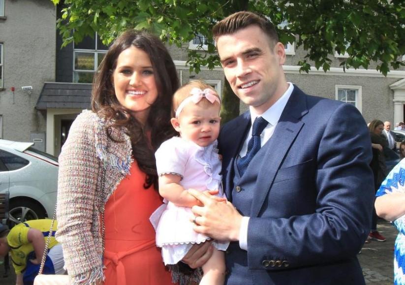 Seamus Coleman family
