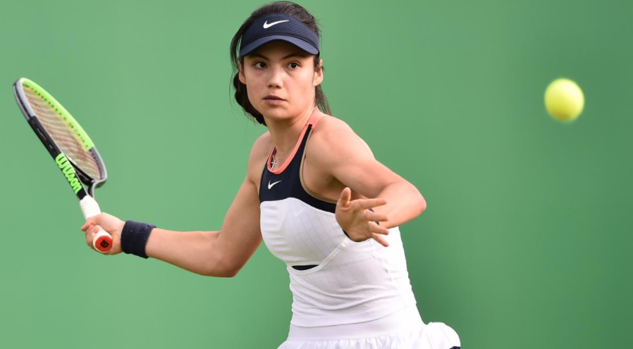 Emma Raducanu, British Professional Tennis Player