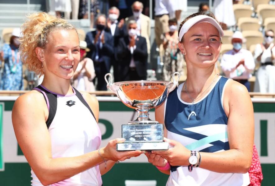 Katerina Siniakova French Open