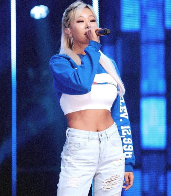 Jessi is a Korean-American singer, songwriter, rapper, and TV personality