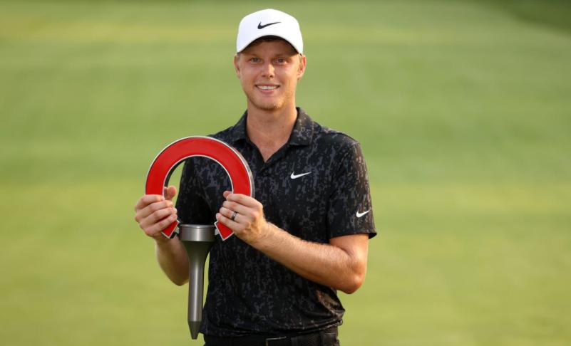 Cameron Davis wins US PGA Tour's Rocket Mortgage Classic