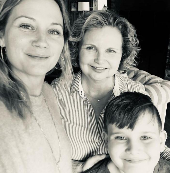 Jennifer Nettles family
