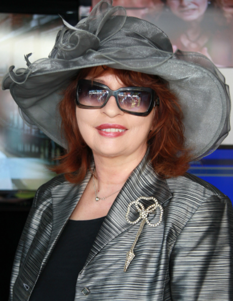Patt Morrison, an American Journalism, Radio Personality and Author