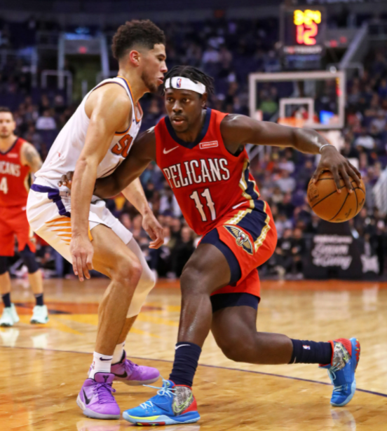 Holiday was traded to the New Orleans Pelicans in exchange for Nerlens Noel on 12th June 2013