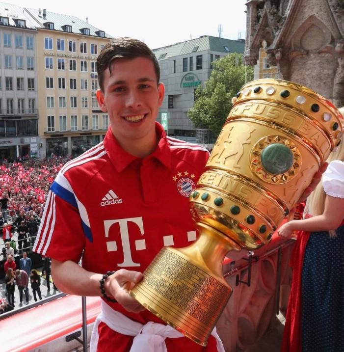 Pierre-Emile Hojbjerg Bayern Munich