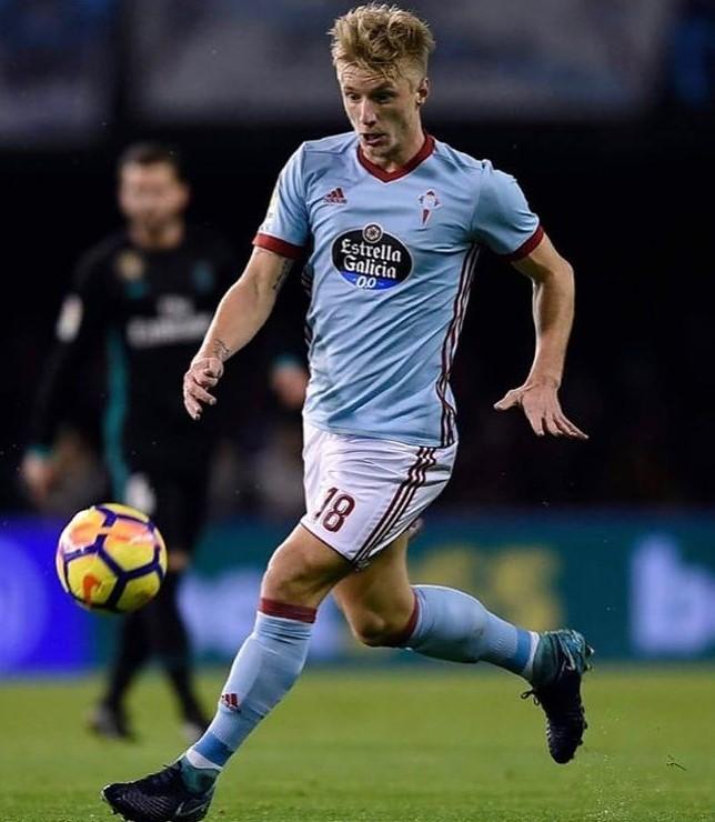Daniel Wass Celta Vigo