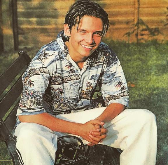 Jack Ryder as Jamie Mitchell in EastEnders until 2002