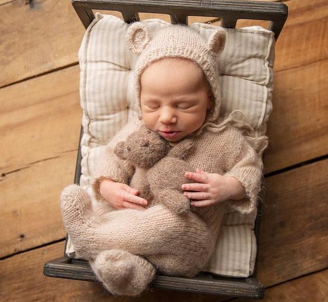 Ashley Wahler's new born baby, Wyatt Ragle Wahler