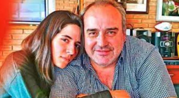 Angel Cabrera and his wife, Sylvia Cabrera
