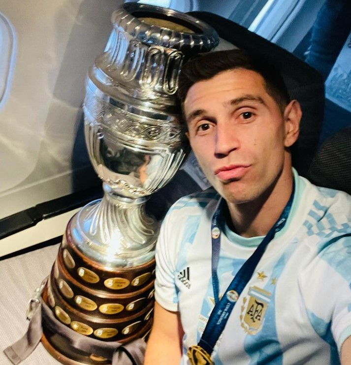 Emiliano Martinez Argentina