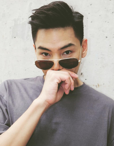 Chinese-American Actor, Jeffrey Kung