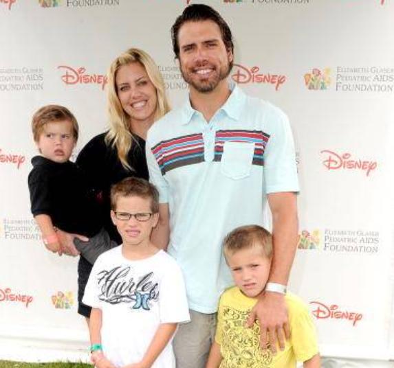Joshua Morrow Family