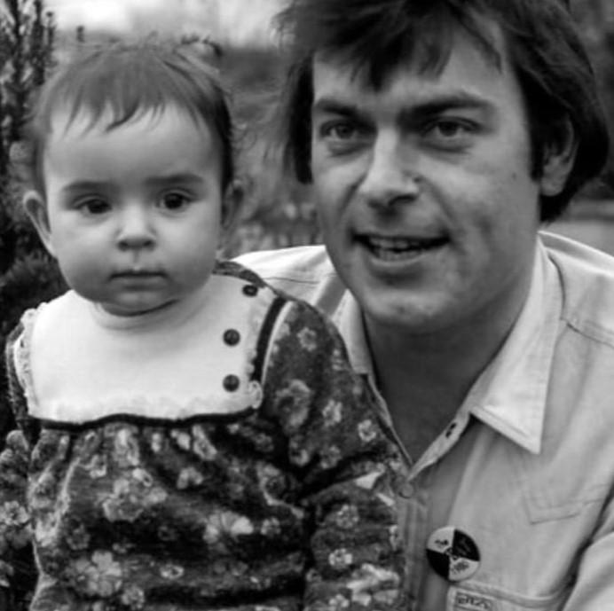 Christine Lampard father