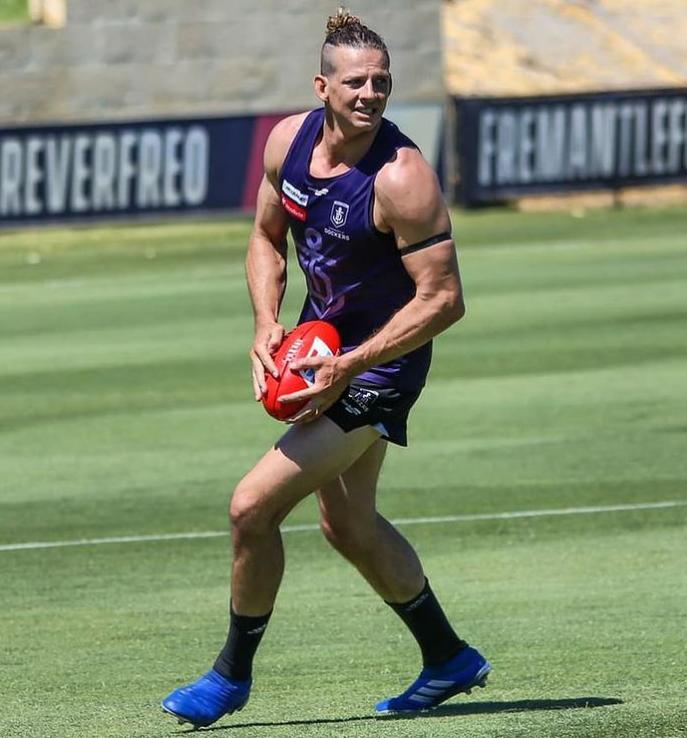 Nat Fyfe Australian  rules footballer