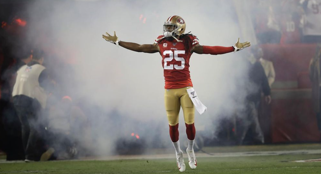 San Francisco 49ers released him on 17th February 2021