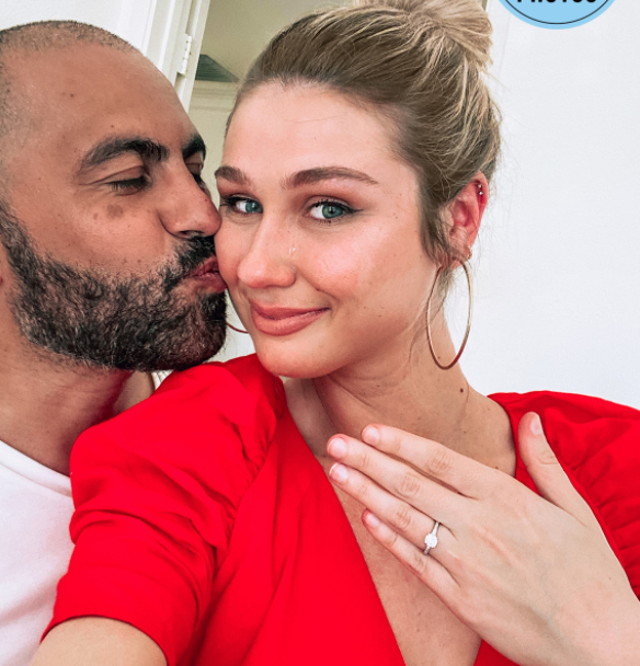 Ish Soto is currently engaged to Madisson Hausburg