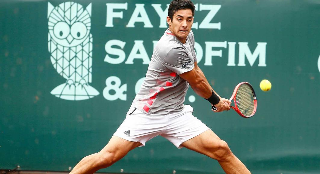 Chilean professional tennis player, Cristian Garin