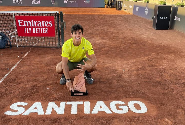 Cristian Garin's 5th Title At Chile Open