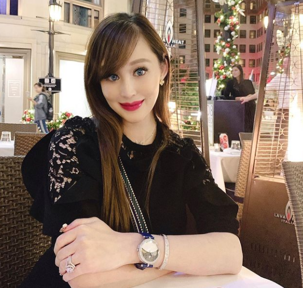 Cherie Chan, Chinese-born American reality star