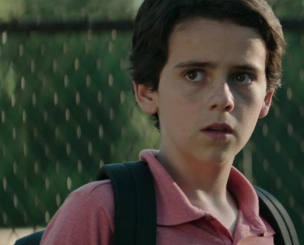 Jack Dylan Grazer appeared in 'It: Chapter Two' as Young Eddie Kaspbrak in 2019