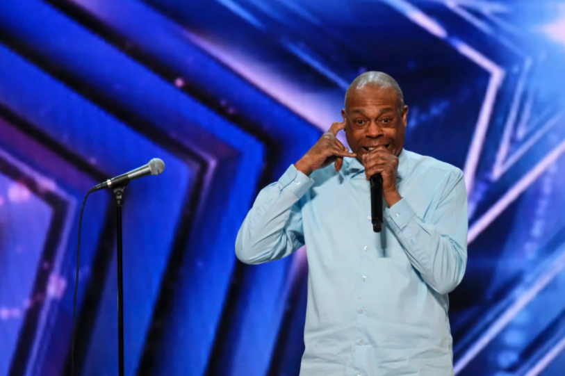 Michael Winslow auditioned for the sixteenth season of 'America's Got Talent'