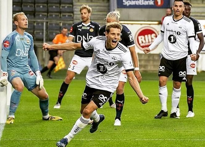 Kristoffer Zachariassen Rosenborg
