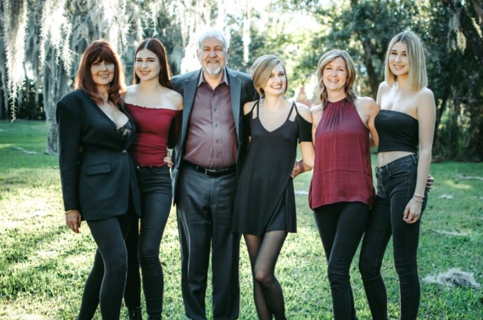 Madisson Hausburg family