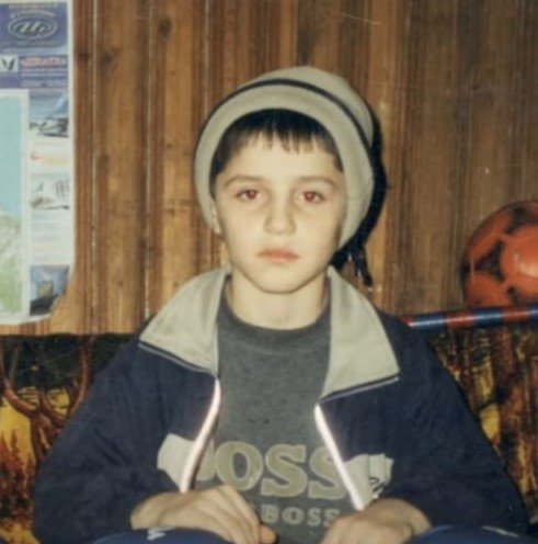 Islam Makhachev young