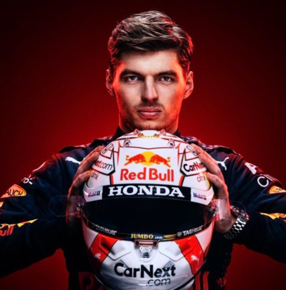 Max Verstappen, Belgian-Dutch Racing Driver